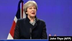 Ұлыбритания премьер-министрі Тереза Мэй
