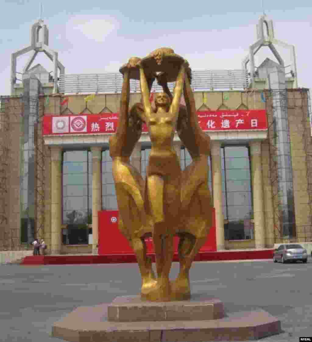 Кытайдагы кыргыз мурастары #1