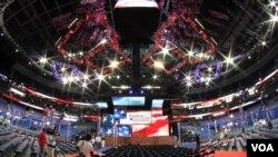 Scena za republikansku konvenciju u Tampi