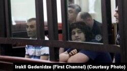 Родные Михаила Каландия считают его жертвой игры, затеянной властями и оппозицией