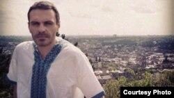 Журналіст і блогер Дмитро Шипілов із Росії, якому надали статус біженця в Україні