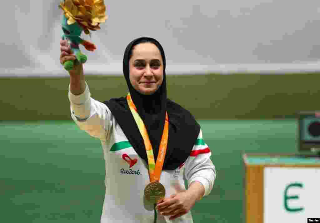 ساره جوانمردی در تیراندازی با تپانچه به دومین مدال طلای خود در پارالمپیک ریو ۲۰۱۶ دست پیدا کرد. بانوی تیرانداز ایران، در رقابت های تیراندازی رشتهتپانچه بادی۱۰ متر، نیز نخستین مدال طلای پارالمپیک کاروان ایران در بازی های ریو را بدست آورد.
