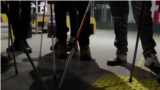 A world by touch social project helping blind people teaser