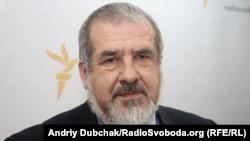 Глова Меджлісу кримськотатарського народу Рефат Чубаров