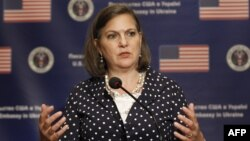 U.S. Assistant Secretary of State Victoria Nuland