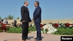 Şavkat Mirziyoyevin Rusiya prezidentinə yaxın olduğu söylənir
