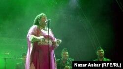فريدة محمد علي في مهرجان مالمو - السويد
