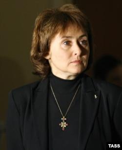 Театральный критик Марина Дмитревская