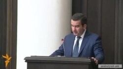Շաբոյանը չհստակեցրեց՝ ինչու է Ռուսաստանում բեզինը երկու անգամ էժան Հայաստանից