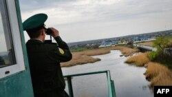 На границе с Украиной