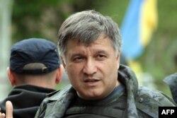 Арсен Аваков, міністр внутрішніх справ