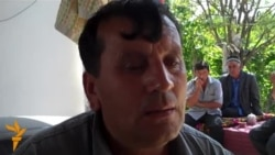 """Раиси хоҷагии """"Сарбанд"""" Мансур Ҷӯраев ҷароҳат дар марзро қисса кард"""