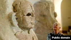 Һетт сфинксы Берлинда Пергамон музейында