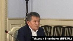 Турусбек Коеналиев.