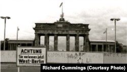 Берлинская стена, 1984 год