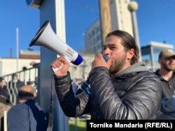 Варлам Голетиани - организатор акции