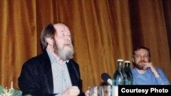 Александр Солженицын и Анатолий Разумов