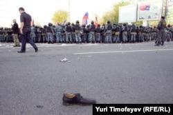 6 мая 2012 года на Болотной площади