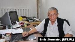 Эркин Жумабаев.