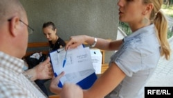 Moldovans went to the polls on July 29