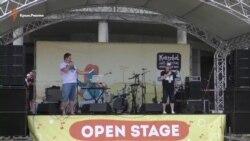 Çernomorskta Jazz Koktebel Qırım festivali başlandı (video)