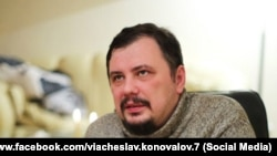 В'ячеслав Коновалов, авіаексперт ГО «Європатруль»