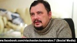 Вячеслав Коновалов, авиаэксперт ОО «Европатруль»