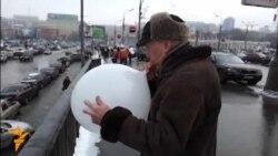 """""""Белый круг"""" в Москве"""
