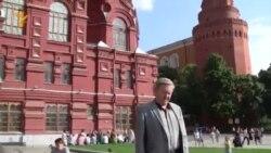 Акция в поддержку политзаключенных в Москве