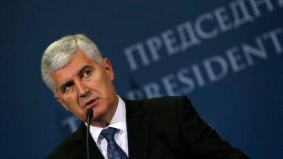 Predsjednik Hrvatskog narodnog sabora u BIH Dragan Čović