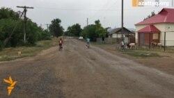 Опрос жителей Березовки