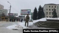 Луганск, февраль 2019 года