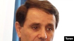 Novruz Mammadov (file photo)
