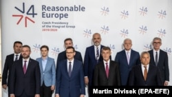 Лидери од Западен Балкан, Прага, 12.09.2019.