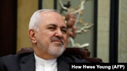 Back from the brink -- Iranian Foreign Minister Mohammad Javad Zarif (file photo)