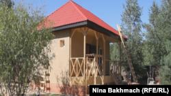 Екологічний будинок на Чернігівщині