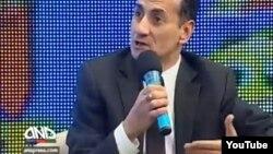 ANS Telekanalının vitse-prezidenti Mirşahin Ağayev