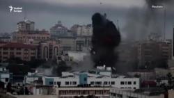 Rakétatámadások Gázában - a Vaskupola sem tud minden rakétát elhárítani