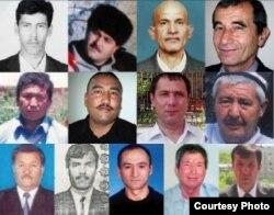 Өзбек абагындагы саясий туткундар
