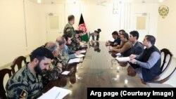 رئیس جمهور افغانستان امروز در سفر به ولایت زابل روی جلوگیریاز بدتر شدن وضعیت امنیتی تاکید کرد.