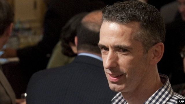 "Dan Savage: ""No one is comparing what's being done to LGBT Russians to what was done to the Jews in 1943 and 1942 and 1944. But it is eerily similar to what was being done to the Jews in Nazi Germany in 1933 and 1934."""