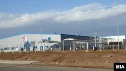 Технолошко-индустриската развојна зона во Штип.