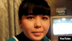 Zarina Tukhvatullina is one of the Bashkir hunger strikers.
