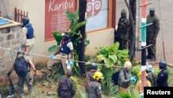 Kenia - foto arkivi