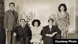 Семья Ншана Григоряна