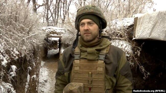 «Сем», військовослужбовець ЗСУ