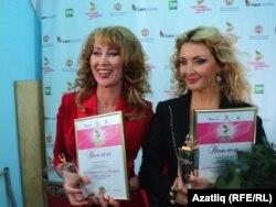 Резедә Шәрәфиева һәм Алсу Әбелханова
