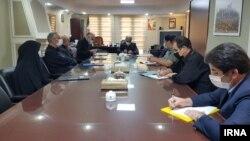 نشست اعضای هیات رئیسه فوتبال ایران در روز سهشنبه
