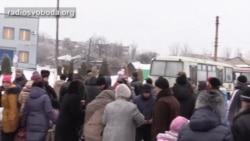Переселення людей із Дебальцева