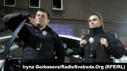 د اوکراین پولیس